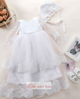 b9784426e67e Højkvalitets dåbskjoler og baby ceremoni kjoler online butik ...